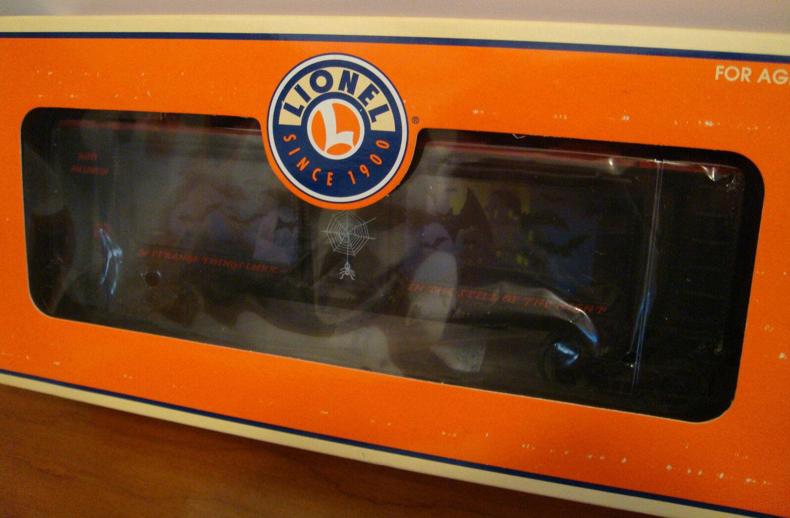Lionel Halloween Aquarium Car Car Car 6-26747 Bats w