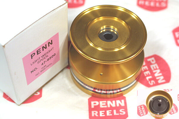 PENN PENN PENN REEL NOS SPOOL ASSEMBLY  047-9500 1183676 950SSM 9500SS 271163