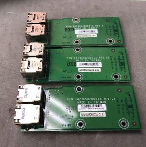 LOT-OF-3-HP-ProCurve-2650-Ethernet-RJ-45-Board-142365020001A