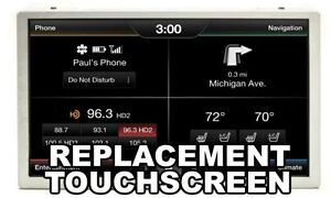 My Ford Touch Screen Is Black >> Replacement Touchscreen Assembly Sync 2 My Ford Touch Oem Mft