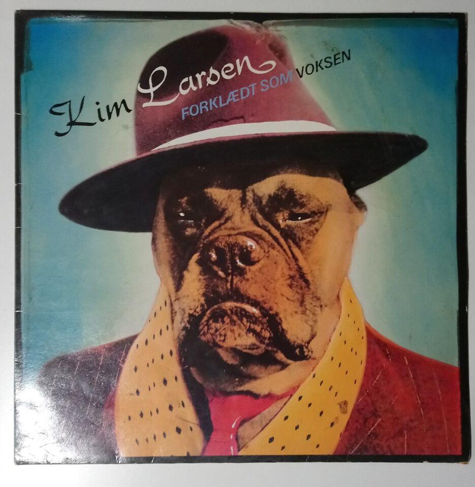 LP, Kim Larsen & bellami, Rock