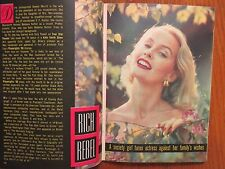 Oct. 1957  TV Guide(DINA  MERRILL/THE  THIN  MAN/PHYLLIS KIRK/YOUR  HIT  PARADE)