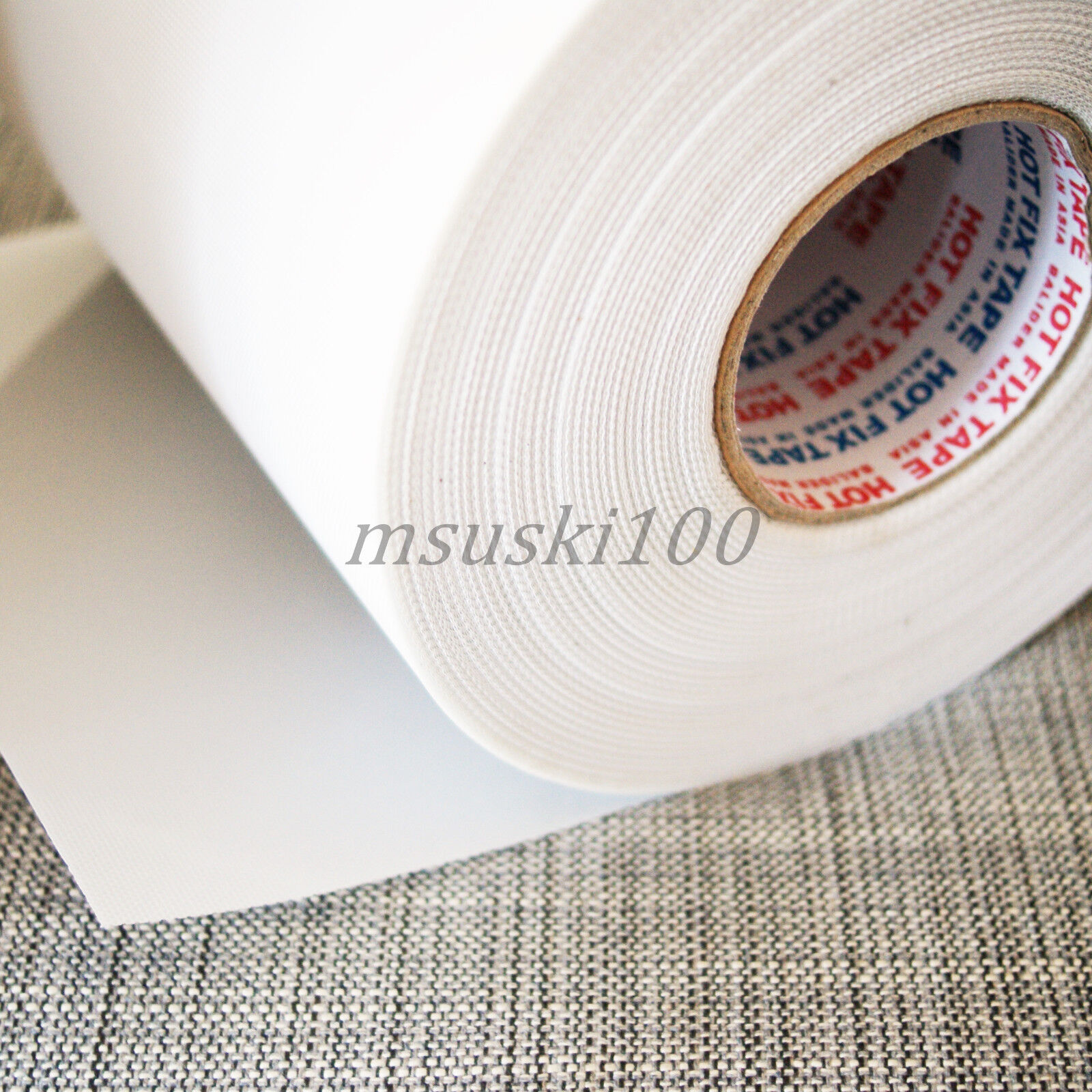 Mylar Paper Acrylic Transfer Tape Adhesive Iron on Rhinestone Motif Dance Cloth