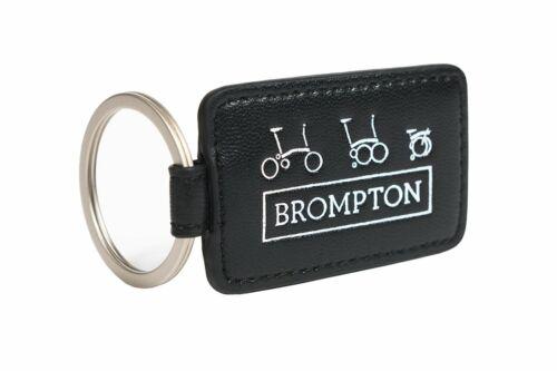 Brompton Logo Collection Keyring