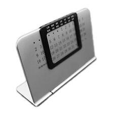 New Perpetual Calendar Free Standing Desk Office Table Manual Calendars Plastic