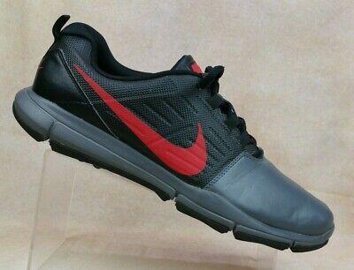 Nike Explorer CTRL Gray Black Red Golf