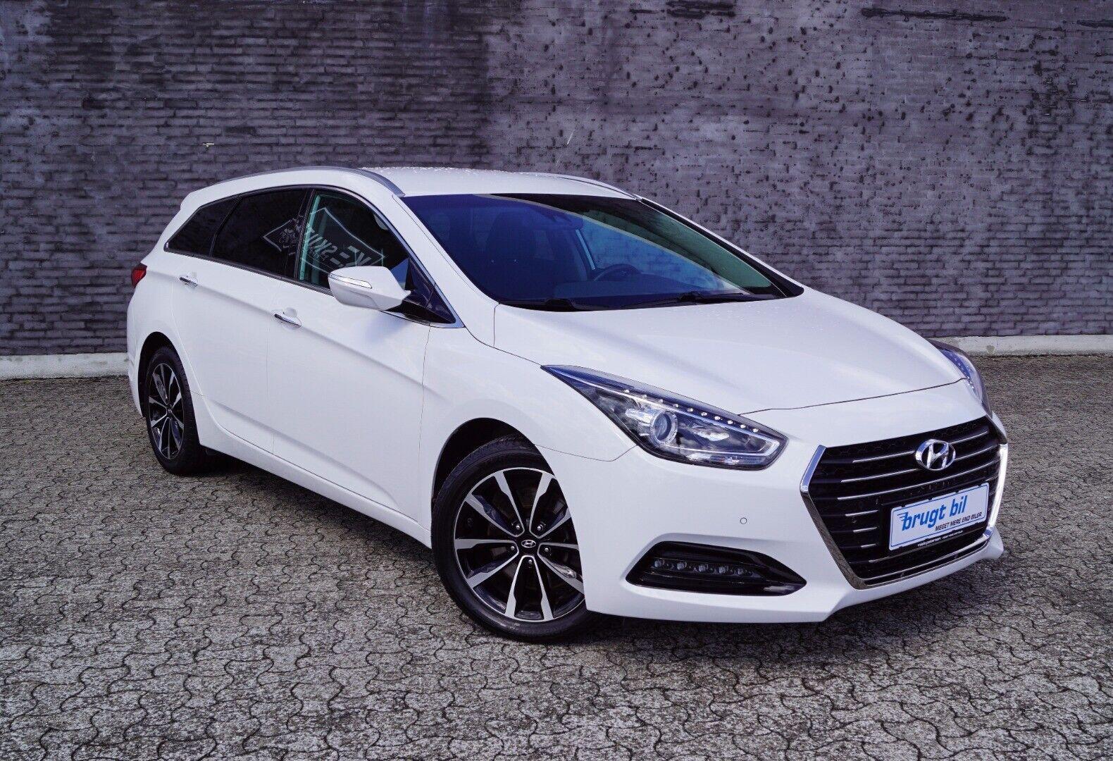 Hyundai i40 1,7 CRDi 141 Premium DCT 4d