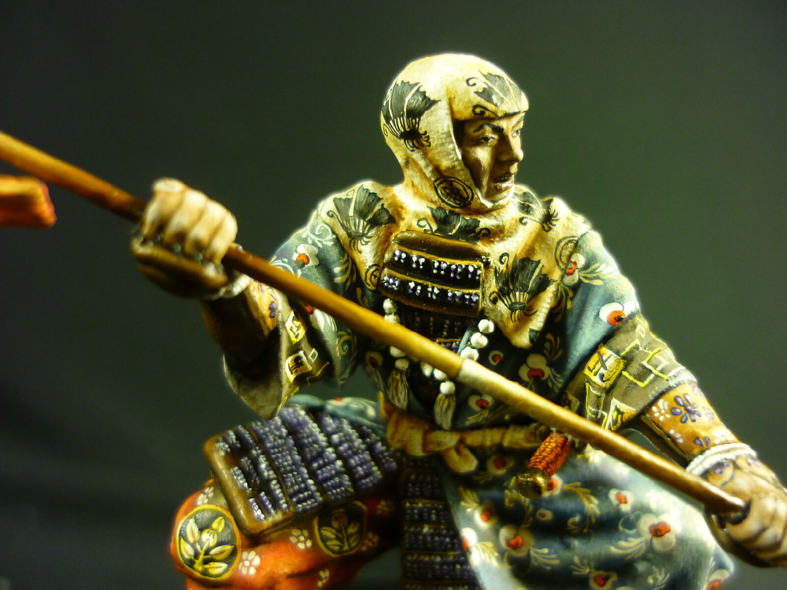 Aries Elite Warriors St Petersburg Samurai Warrior Monk15th Century Century Century 3639b3