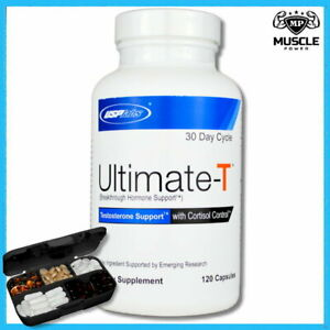 USP-LABS-ULTIMATE-T-120-CAPS-TESTOSTERONE-BOOSTER-CORTISOL-SUPPORT-STRESS-RELIEF