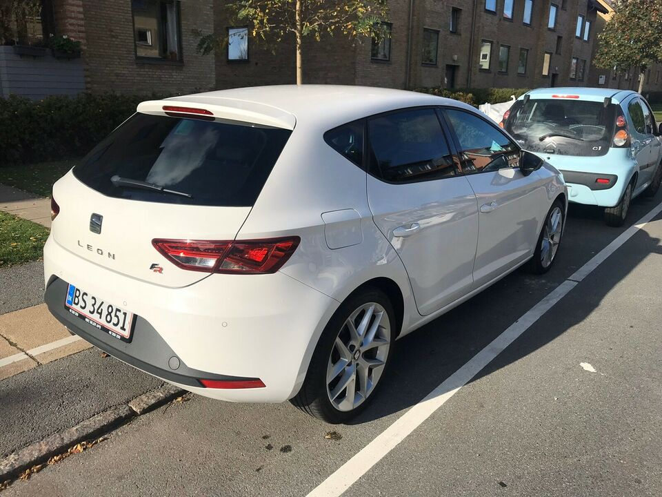 Seat Leon, 1,4 TSi 140 FR eco, Benzin