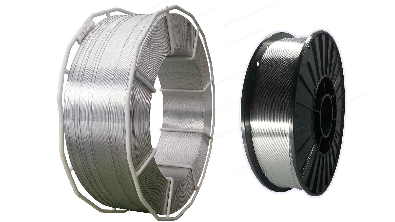Almg5 Almg 5 3.3556 Aluminium Schweißdraht 2kg/7kg 0,8-1,2mm MIG MAG Alu Draht