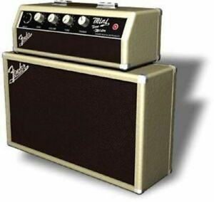 Fender 0234808000 Mini Tonemaster Battery Powered Electric Guitar Amp