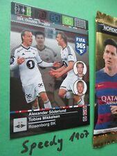 Panini Adrenalyn FIFA 365 Double Trouble Nordic Edition Rosenborg Mikkelsen
