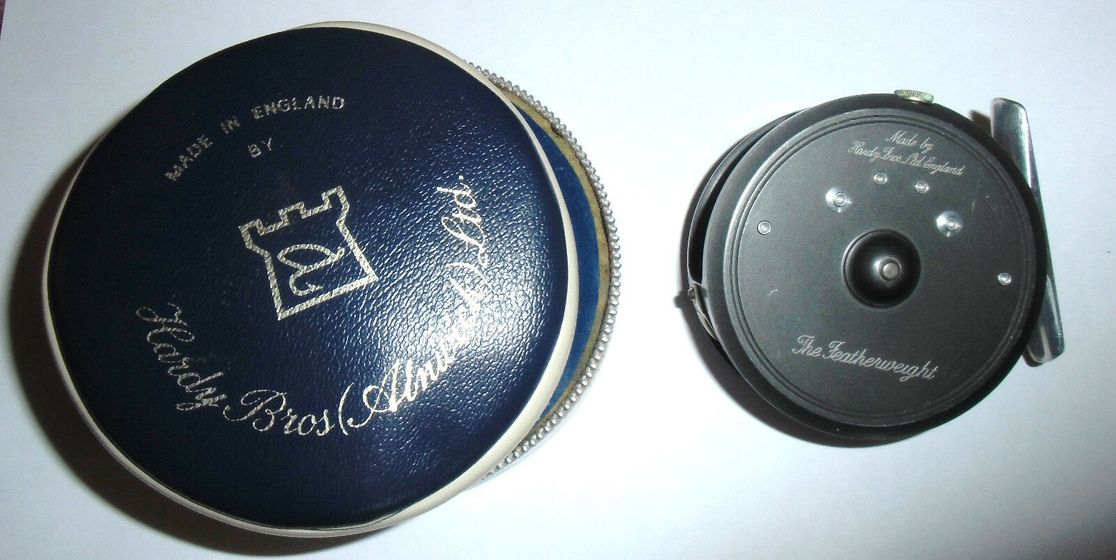 Hardy The Featherweight Made by Hardy Bros Ltd England  Hardy Flyreel  shop now
