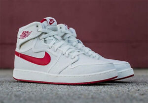 Nike Air Jordan 1 KO AJKO High OG Sail Varsity Red white 638471-102 507924994