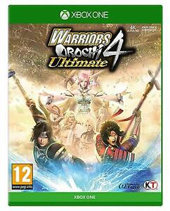 Warriors-Orochi-4-Ultimate-Xbox-un-Neuf-Scelle