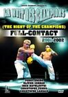 Full Contact - The Night Of The Champions 2001-2002 (DVD, 2013)