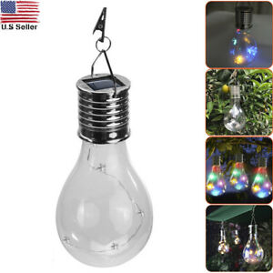 Waterproof-Rotatable-Solar-Lamp-Bulb-Outdoor-Garden-Camping-Hanging-LED-Light