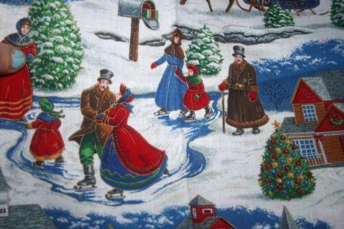 "18 x 22/"" some Engelbrei CHOOSE ONE Holiday Christmas fabric print FAT QUARTERS"