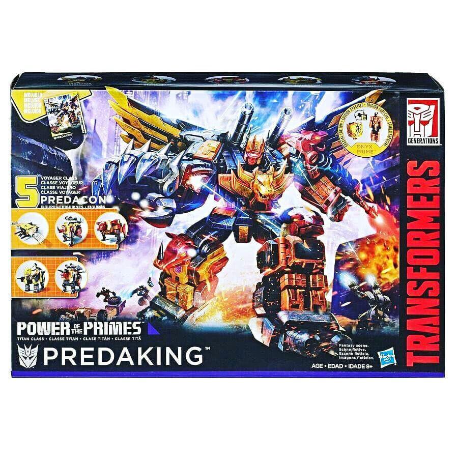 Hasbro Transformers Power of the Primes POTP Titan Class PROTaking Fast Ship UK