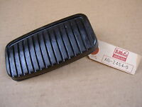 52-67 Ford, 55-61 Thunderbird With A/t Brake Pedal Pad, Ab-2454-b,