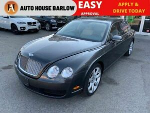 2007 Bentley Continental Flying Spur FLYING SPUR ALL WHEEL DRIVE