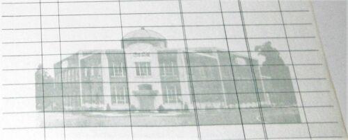 Vintage Paducah Ky COCA-COLA BOTTLING Plant Statement Unused Plant Building