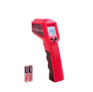IR Thermometer Infrarot Pyrometer Laser LCD 12:1 Temperatur bis 550°C Messgerät