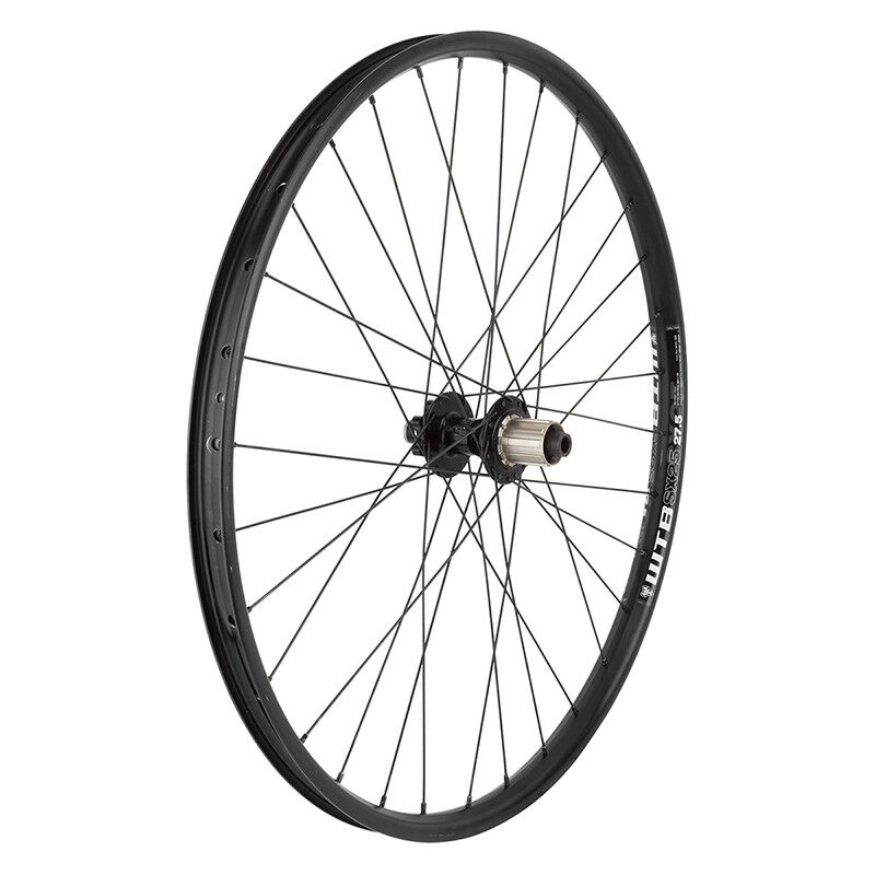 WM Wheel Rear 27.5 584x25 Wtb Sx25 Bk 32 Or8 Mt3100 8-10scas 6b 12mm Seal bk 142