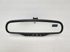 2008-2011 CHEVROLET MALIBU REAR VIEW MIRROR INTERIOR ON-STAR 15787972
