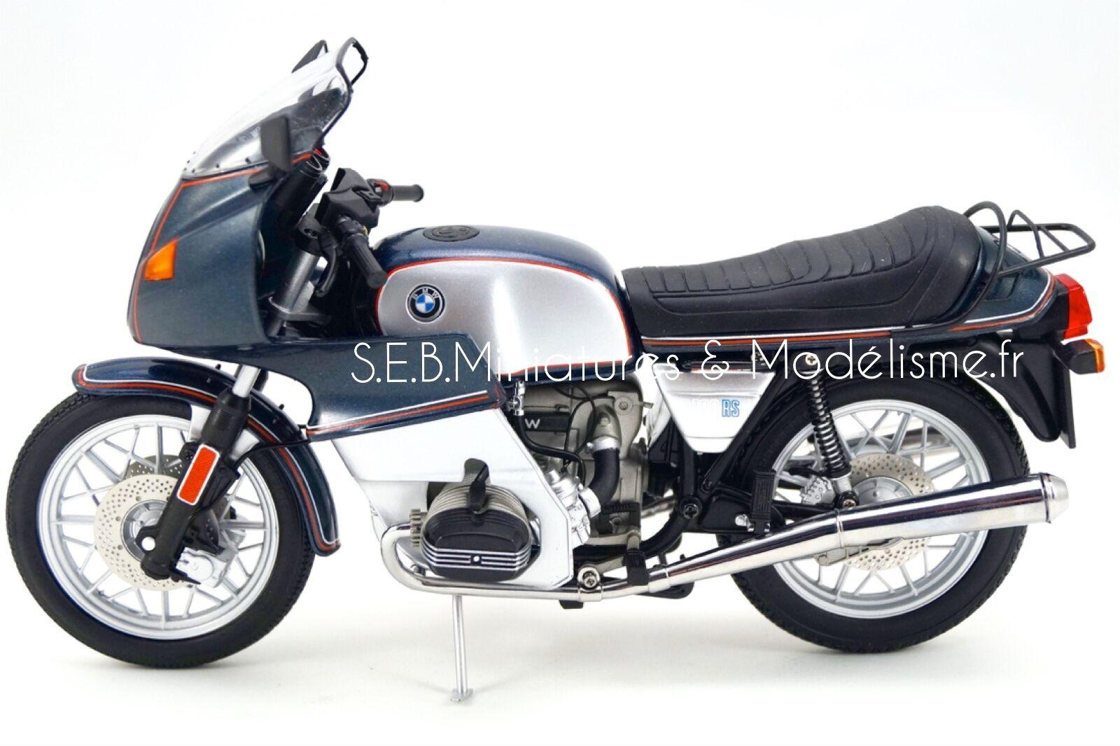 MOTO BMW R100 RS  Blau - 1 10 SCHUCO