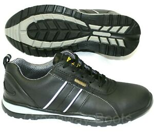 MENS-LEATHER-LIGHTWEIGHT-STEEL-TOE-CAP-SAFETY-WORK-BOOTS-BLACK-TRAINERS-SHOES-SZ
