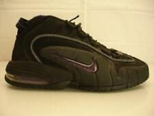 Mens 11 M 45 Nike Air Max Penny 1 Suns 311089-002 foamposite orlando black shoes