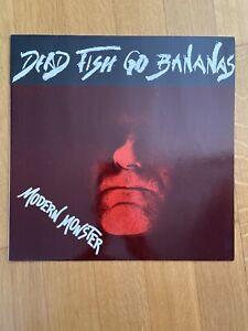 Dead Fish Go Bananas-Modern MONSTER VINILE (, 1988, Germany, Nix checking People