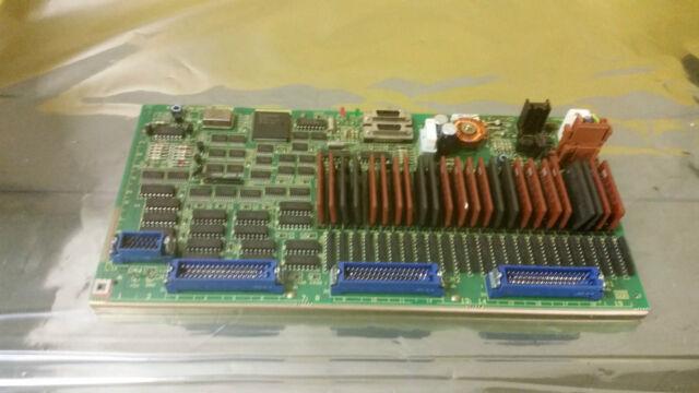 FANUC ROBOTICS OPERATOR INTERFACE CONNECTION BOARD PCB A16B-2200-0660//04A  *PZF*