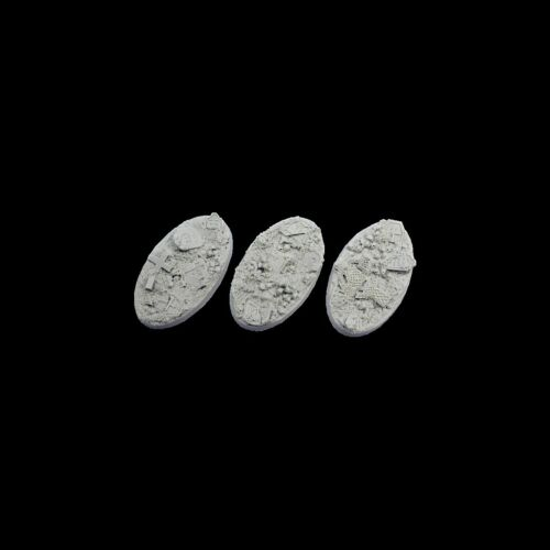 Cimetière des bases Ovale 75 mm Micro Art Studio NEUF MICRO-B00875