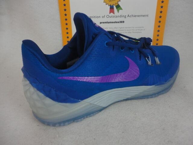 the best attitude 3f9c2 1b2d5 Nike Zoom Kobe Venomenon 5 Vivid Purple  Deep Royal Blue Size 15 for sale  online  eBay
