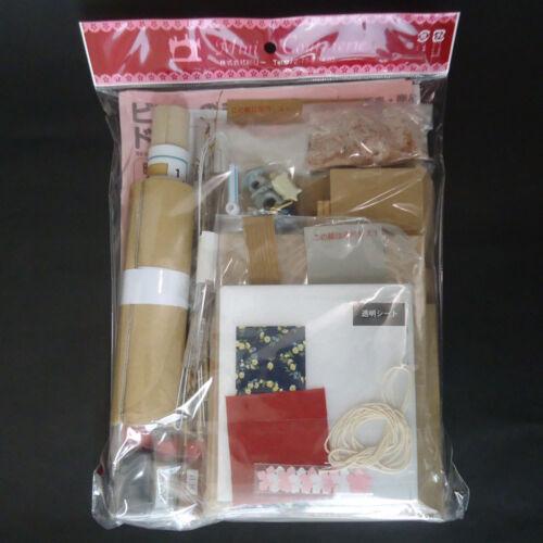 Doll House Miniature Model Kit Figure Handcraft Unagi Japanese eel Shop Billy