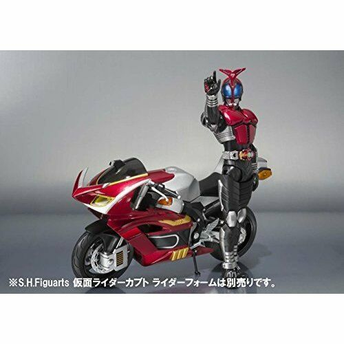 S.H. Figuarts Masked Rider Kabuto Kabuto Extender action figure figure figure Bandai Japan 63a7bb