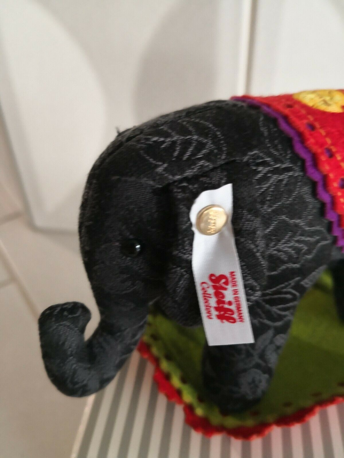 Sammler Steiff 040313 Anhänger UVP 69,90 € Tiny Maus 10 cm Mohair  *Brandneu