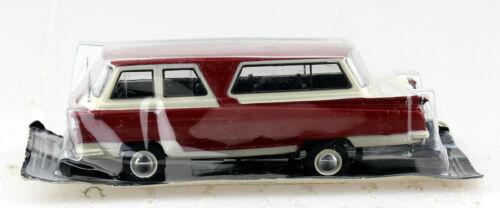 GAZ Start rot-beige Blister 1:43 Ixo//Altaya Modellauto