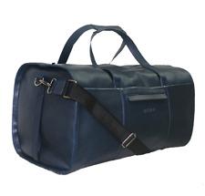 140befacb329 item 2 Mens Leather Messenger Holdall Duffle Bag - Morgan.M The Venora Navy  or Black -Mens Leather Messenger Holdall Duffle Bag - Morgan.