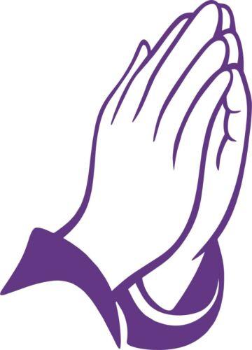 Details about  /Praying Hands Vinyl Decal Sticker Car Truck RV Window Bumper Wall Laptop Tablet