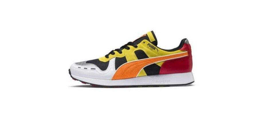 PUMA x Roland RS-100 Trainers 368405 01 SNEAKERS