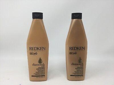redken diamond oil shampoo