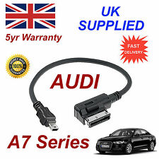 AUDI A7 Series AMI MMI 4F0051510H MP3 PHONE MINI USB Cable replacement