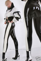 100%Latex Rubber Gummi Legging .45mm Catsuit Pants Pantyhose Suit Multi Trousers