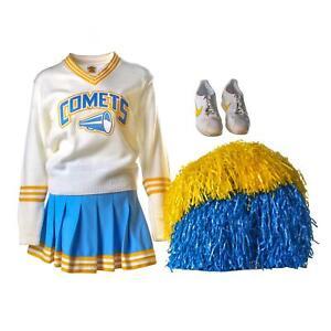 Valley-Girl-Female-Cheerleader-Screen-Worn-Comets-Uniform-Ch-1-Sc-19-22-Set-6