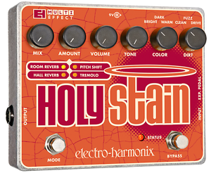 EHX Electro Harmonix Holy Stain Brand New In Box