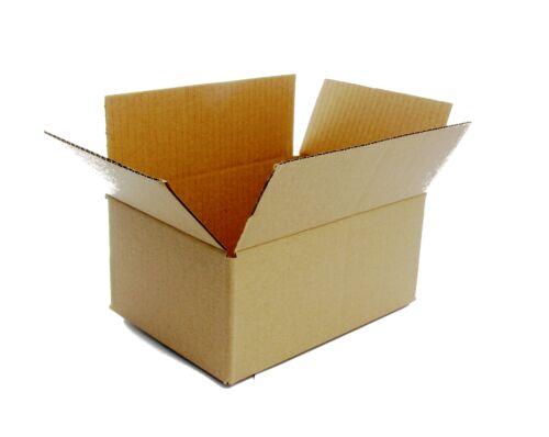 20x Karton 200x150x90 Versandkarton Verpackungen Schachtel VersandKartons